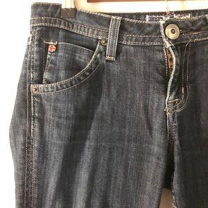 Hudson | Straight Leg Jeans | Dark wash | 27